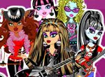 Banda Monster High