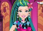Barbie Look Monster High