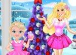 Barbie Natal em Família