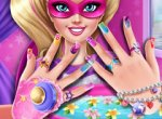 Barbie Unhas Super Bonitas