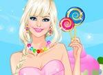 Barbie no Mundo dos Doces