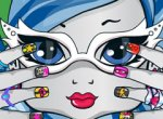 Bebê Monster High Manicure