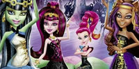 Monster High 13 Monster Desejos - Trailer