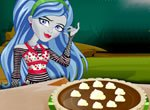 Cozinhando com Monster High Ghoulia Yelps