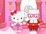 Decore o Castelo da Hello Kitty
