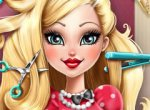Ever After High Apple White Cortes de Cabelo