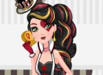 Ever After High Lizzie Hearts Novo Look