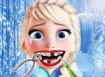 Frozen Elsa no Dentista