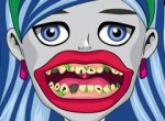 Ghoulia Yelps no Dentista