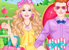 Barbie e Ken Data do Amor