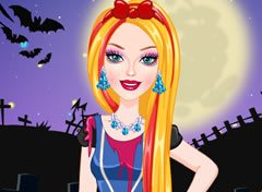 Barbie Fantasia de Halloween