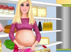 Barbie Grávida Fazendo Compras