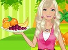 Barbie Negociante de Frutas