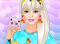 Jogo Barbie Pokémon GO