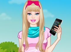 Barbie Princesa Gadget