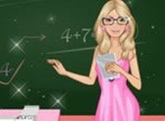 Barbie Professora