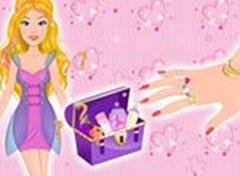 Barbie Segredos de Manicure