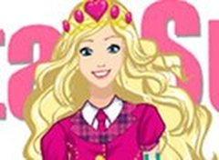Barbie na Revista da Escola