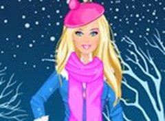 Barbie no Inverno