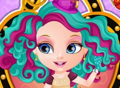 Bebê Barbie Ever After High