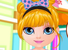 Bebê Barbie Shopping da Fortuna