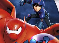 Big Hero 6 Matemática