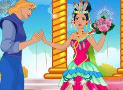Casamento da Pocahontas
