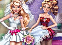 Casamento Fashion da Barbie 2