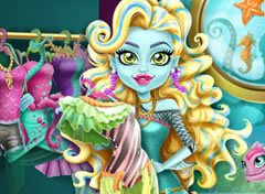 Closet da Monster High Lagoona