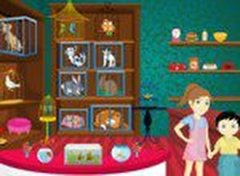 Decore o Pet Shop