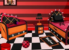 Decore o Quarto Monster High