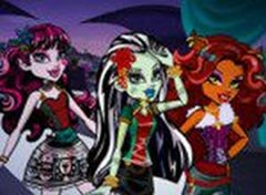 Desfile de Moda Monster High