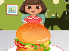 Dora Hambúrguer do McDonalds