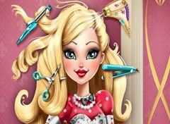 Ever After High Apple Cortes Loucos