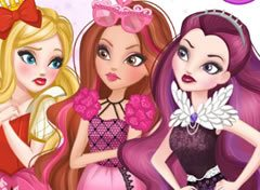 Ever After High Baile Thronecoming