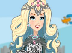 Ever After High Darling Charming Dragon Games