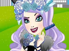 Ever After High Deprimavera Kitty Cheshire