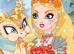Ever After High Dragão Bebê
