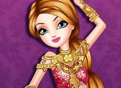Ever After High Holly OHair Pinterest