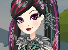 Ever After High Jogo de Dragões Raven Queen
