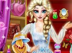 Frozen Boutique da Elsa