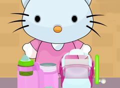 Hello Kitty Maquina de Sorvete