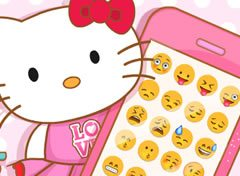 IPhone Rosa da Hello Kitty