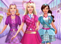 Jogos Da Barbie Escola De Princesas Jogos Online De Menina