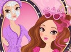 Limpeza de Pele com Ever After High Briar Beauty