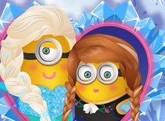 Minions Looks do Frozen