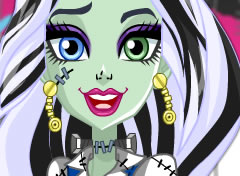 Monster High Boo York Boo York Frankie