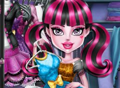 Monster High Closet da Draculaura