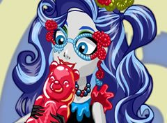 Monster High Doce Gritos