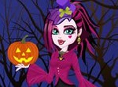 Monster High Draculaura Halloween